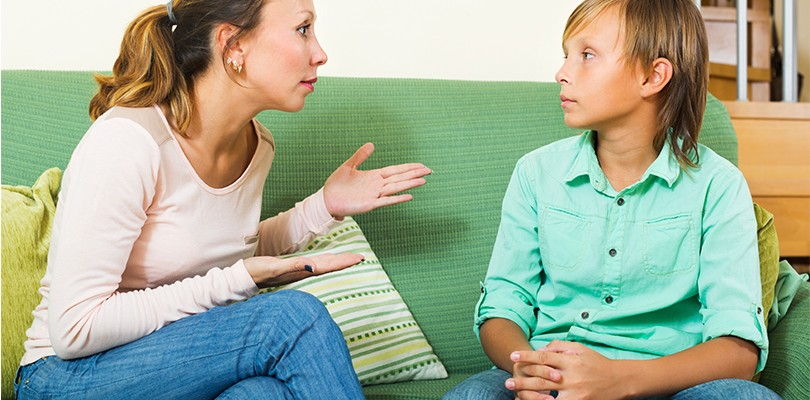 Be Consistent With Your Parenting Practices