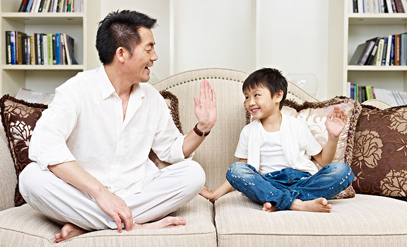 Talking to Your Child About ADHD