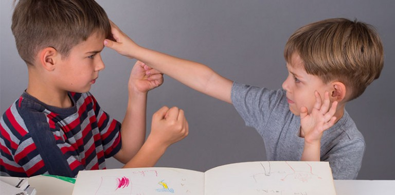 Aggressive Behavior in ADHD Children